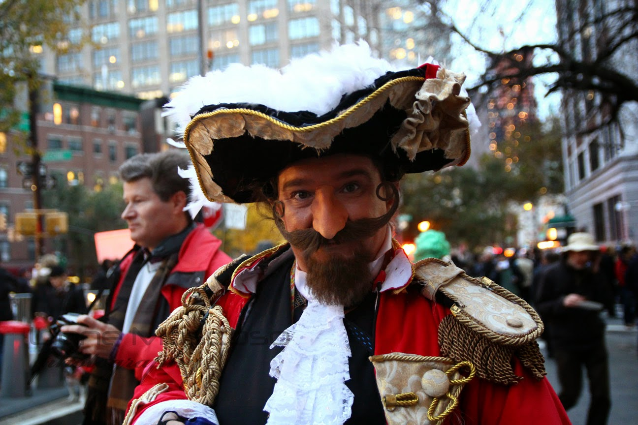 2014 New York Village Halloween parade