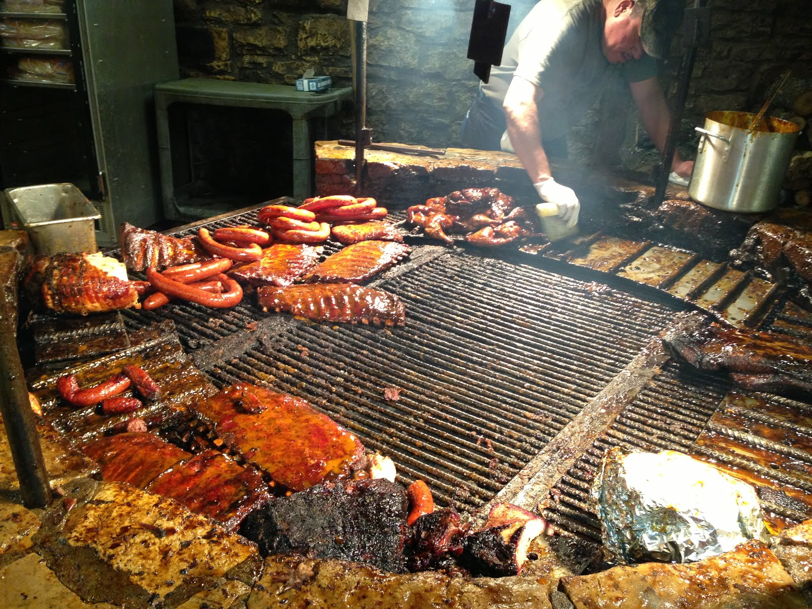 Barbecue las lick salt vegas