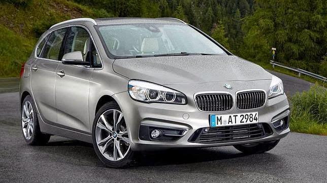 Nuevo BMW Serie 2 Active Tourer el Monovolumen