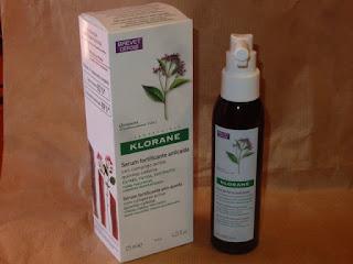Serum Fortificante Anticaída a la Quinina-Cafeína, Klorane