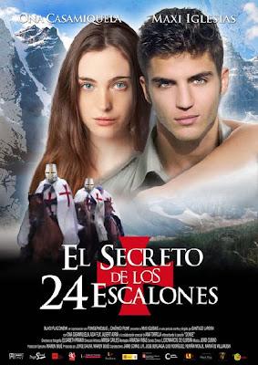 El secreto de los 24 escalones (2012) Español