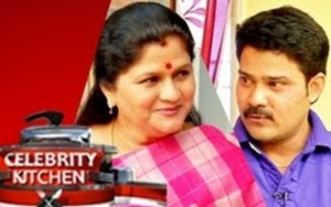 Anchors Nirmala Periyasamy & Mohan Raj in Celebrity Kitchen 13-12-204