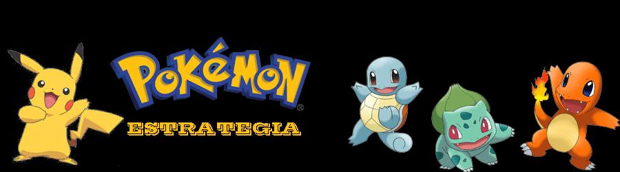 Juegos y Estrategia pokemon