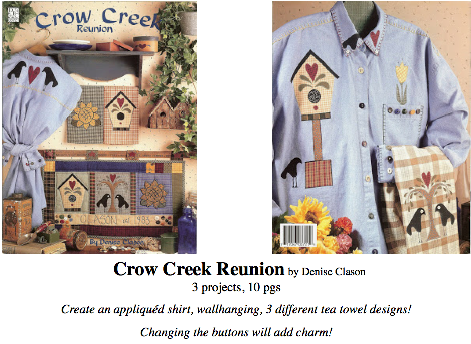 Crow Creek Reunion, Darrow publications