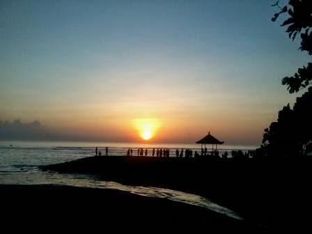 matahari terbit sanur