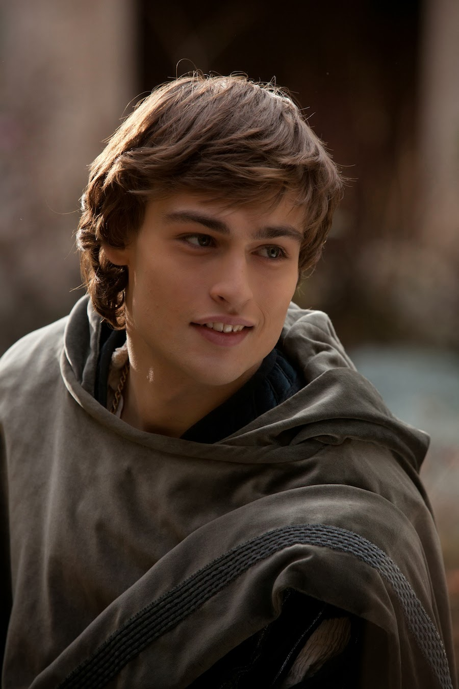 Romeo Douglas Booth Naked