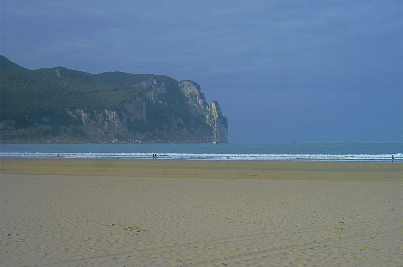 Playa Salve de Laredo