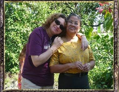 Eu e Clara (Filha)