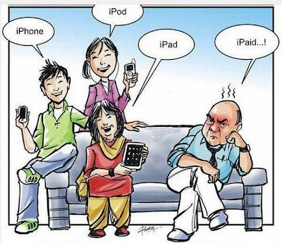 Apple - Funny