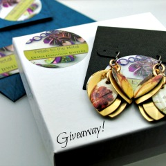 U.S. Giveaway from Diana Ferguson Jewelry / Winner's Choice / Ends Sunday, December 11