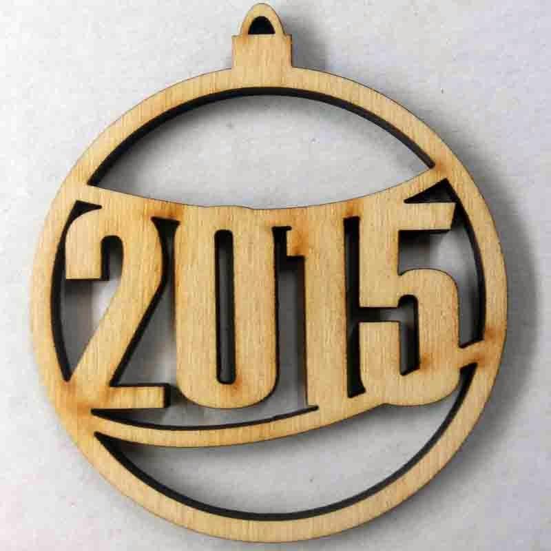 Новогодние украшение новый год 2015