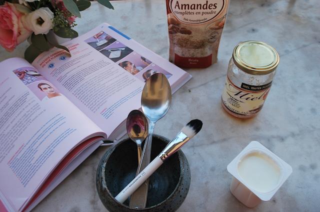 La beauté au naturel, masque maison, recette masque yaourt, masque miel, masque visage bio