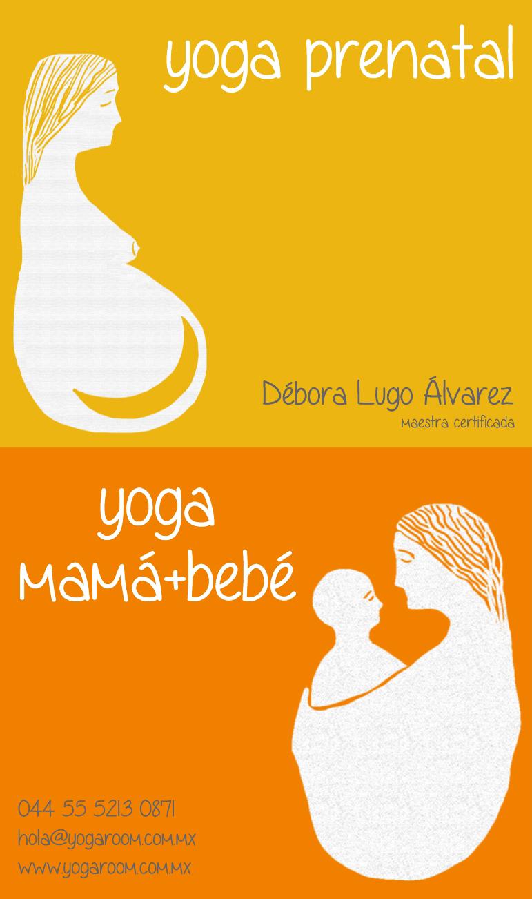 prenatal y mamá+bebé