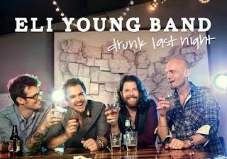 Eli Young Band - Drunk Last Night Lyrics