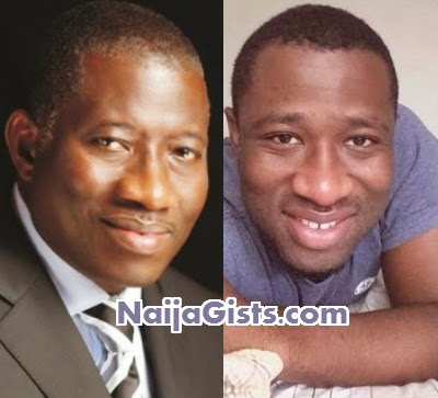 president jonathan secret son