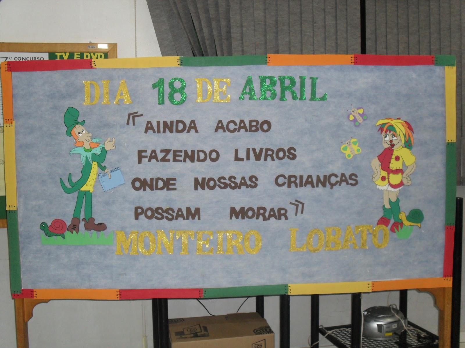 Escola Municipal São Lourenço Campo Verde Mt Monteiro Lobato