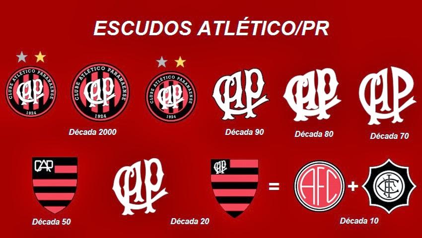 Escudos Atlético/PR