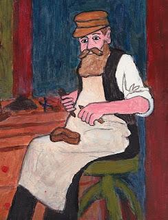 Jewish shoemaker