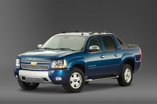 2011 Chevrolet Avalanche Sports Car