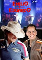 DVD Emílio e Eduardo - Ao Vivo