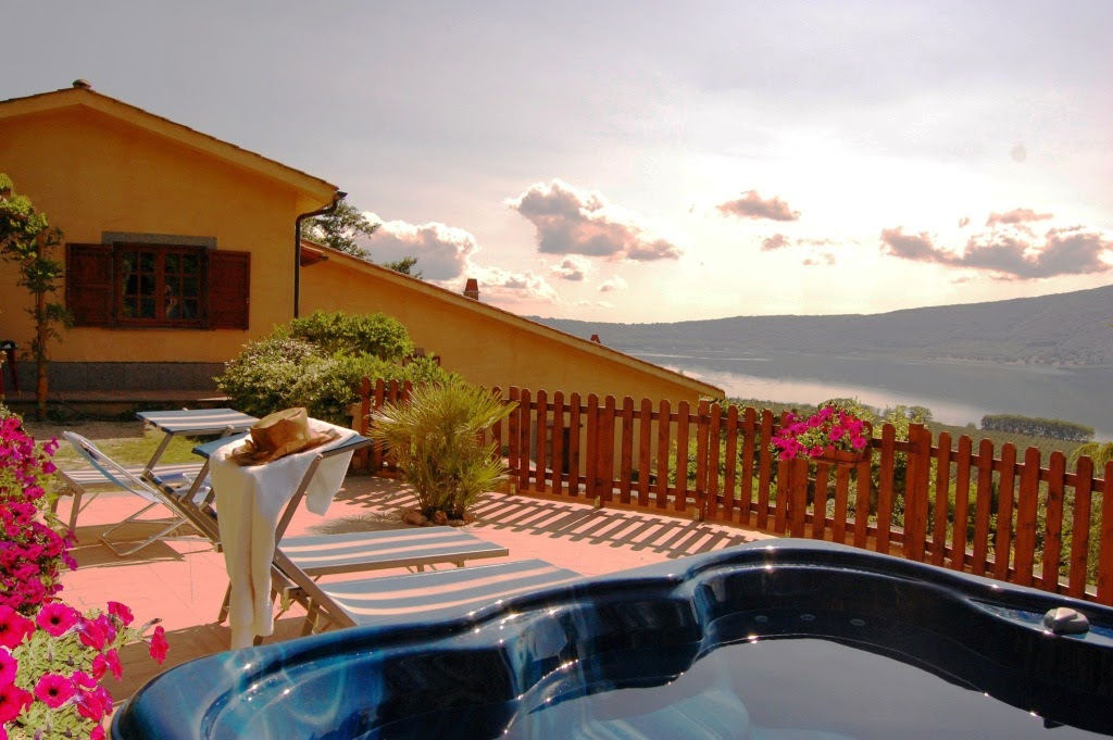 Vacation home in Viterbo Region near Rome