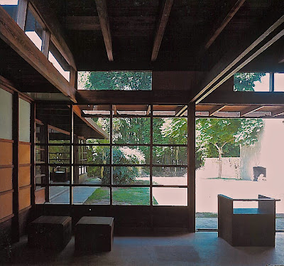 Schindler Chace House The Schindler Frame