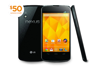 Wind Mobile Canada Nexus 4 Offer