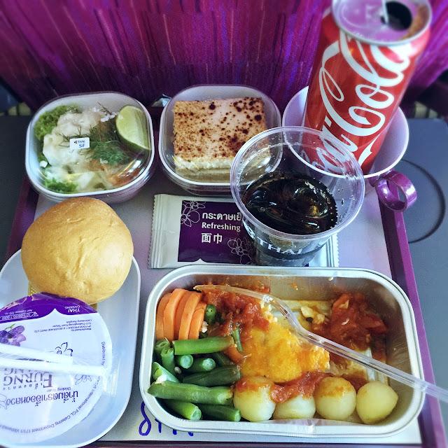 Cuisine paradise singapore food blog recipes reviews for Air thai cuisine