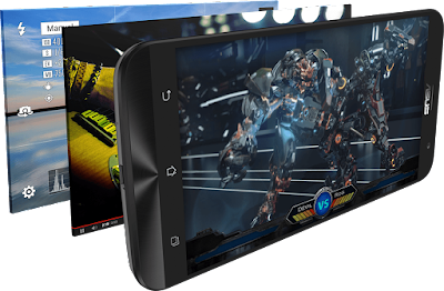 Hardware & Benchmark Asus Zenfone 2