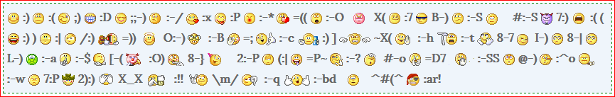 Add Chat Emoticons or Smileys in Blogger Comments