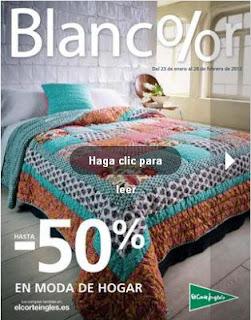 oferta hogar el corte ingles 2-2013