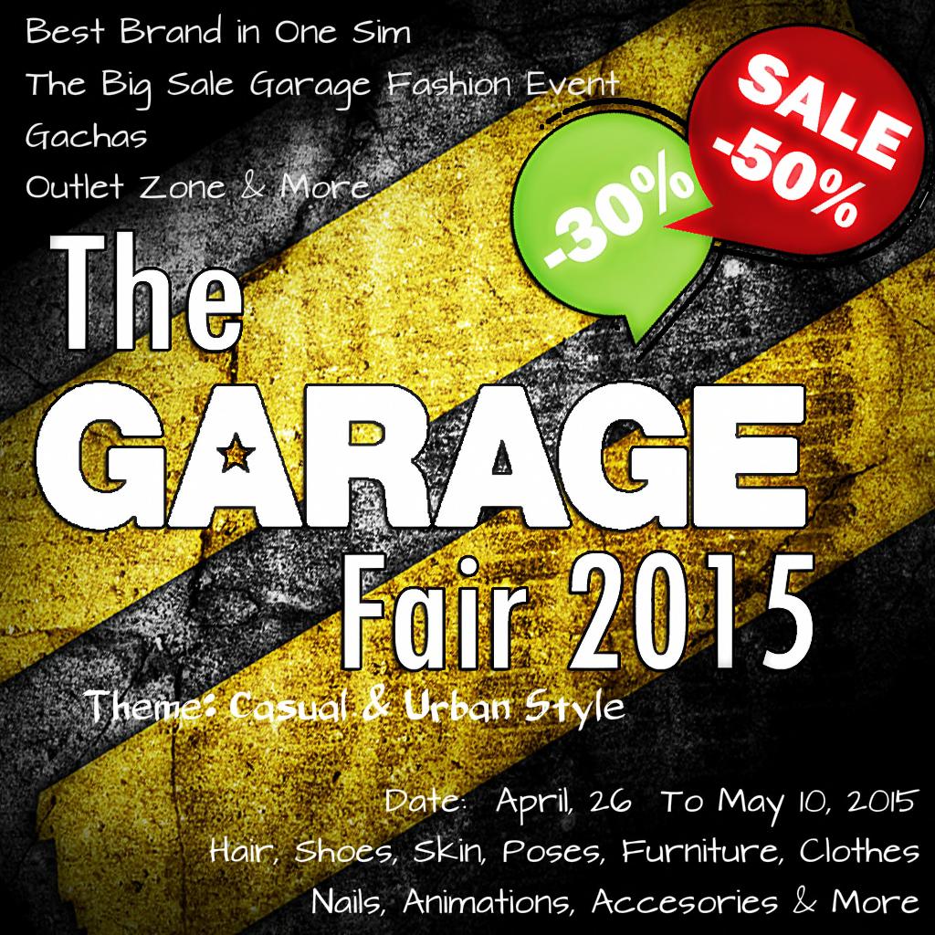 Garage Fair 2015
