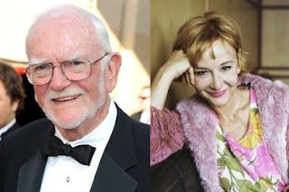 Frank Pierson e Susanne Lothar