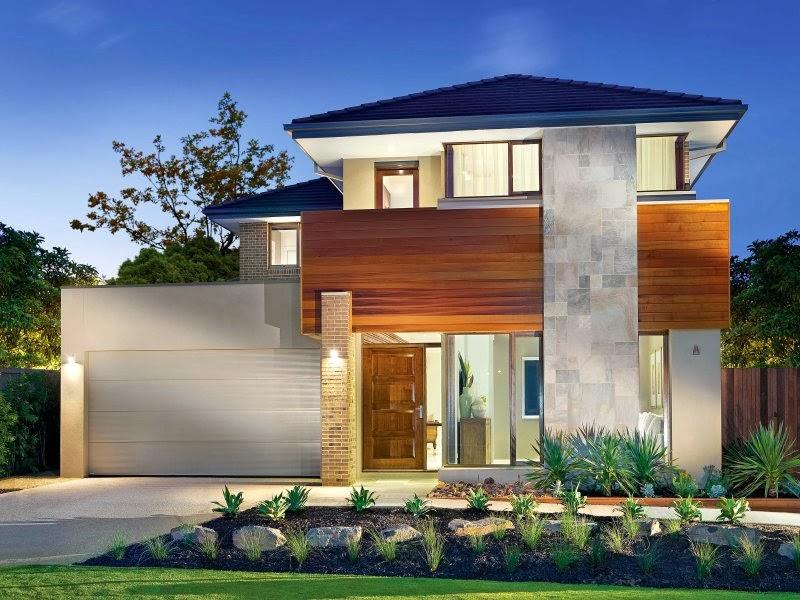 Diseño de Interiores & Arquitectura: Fachadas de Casas, Especial ...
