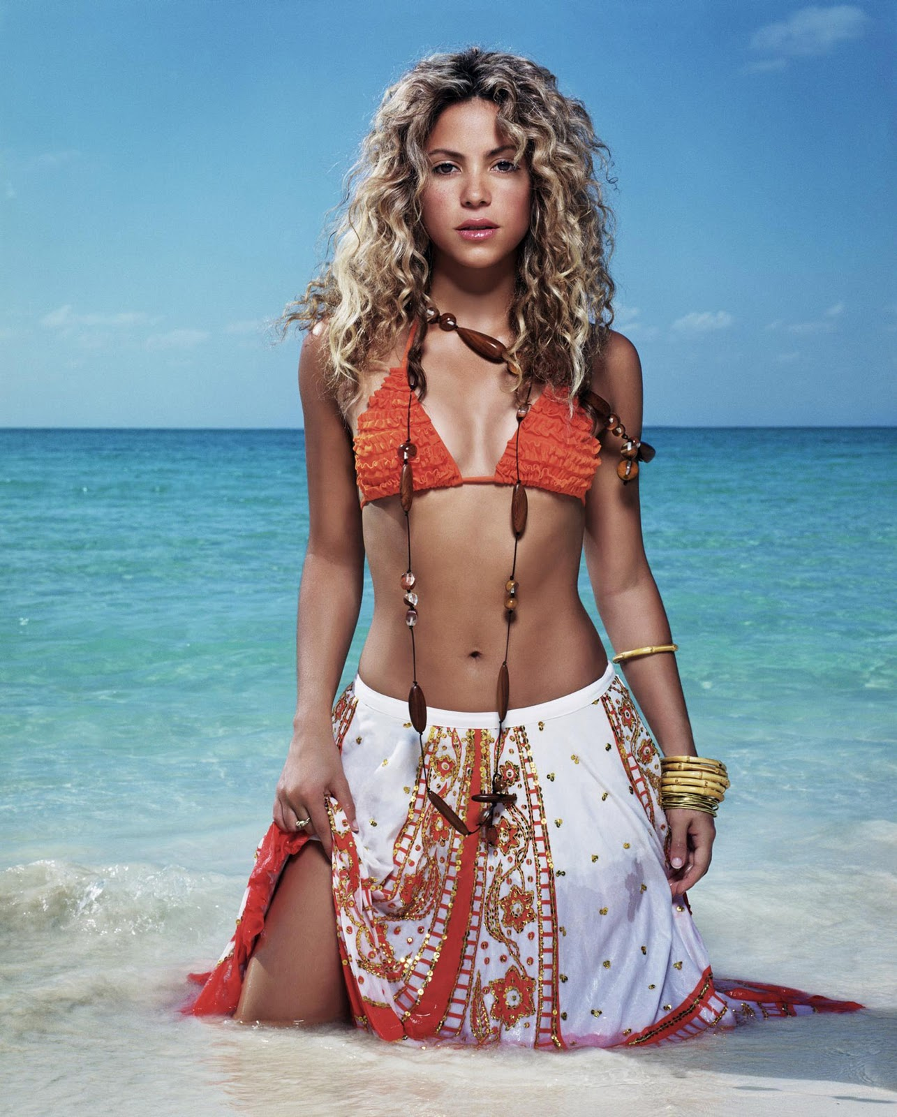 Shakira hot bikini agree