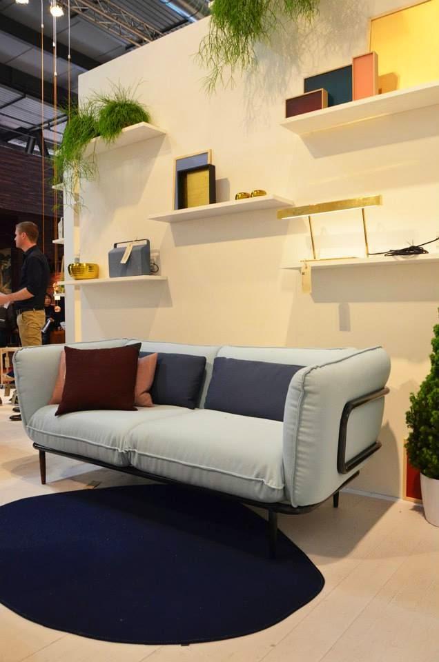 Skandinavisches Design auf der Mailänder Möbelmesse