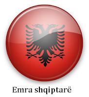 Emra shqiptare