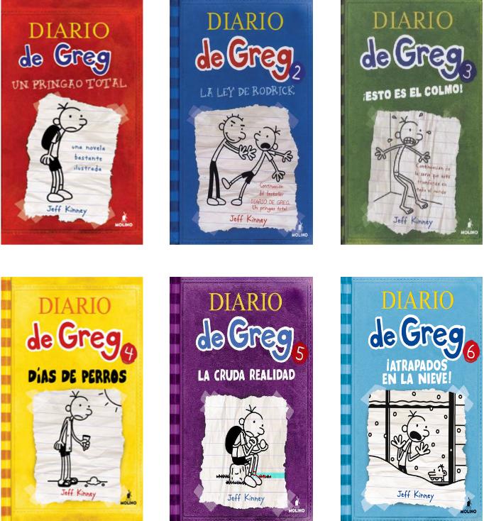 O Tabl N Das Ideas El Diario De Greg