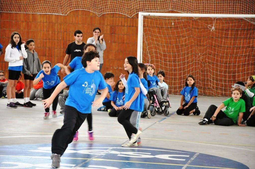 Muita empolgação marca início dos Jogos Internos do CESO Teresópolis