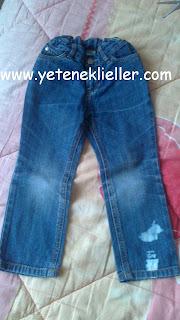 eski pantolon yenileme