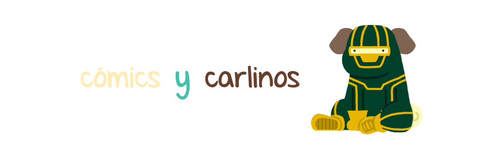 cómics y carlinos