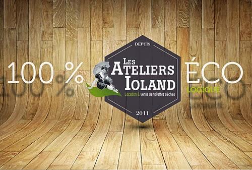 Les Ateliers ioland - spécialiste location toilettes sèches en Gironde