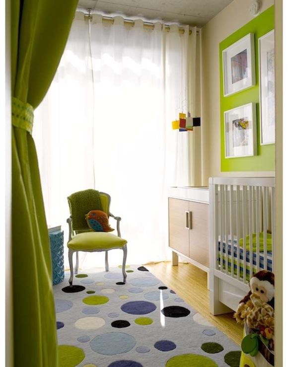 Do Berço do Bebê à Cama da Criança Grande Inspirações  ~ Quarto Verde Marinho