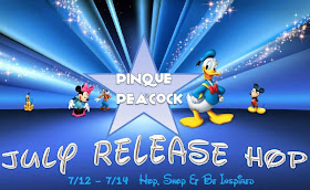 Pinque Peacock July Release