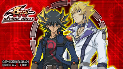 Yugioh 5DS Decade Of Duels Plus PS3