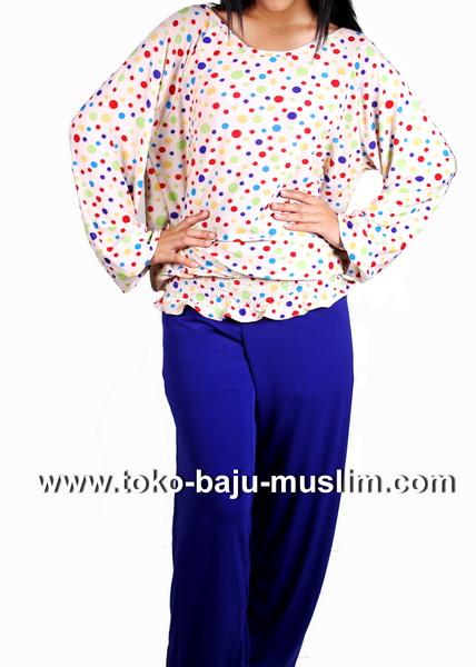 Tetap Modis Baju Muslim Modern Murah Meriah Baju Muslim