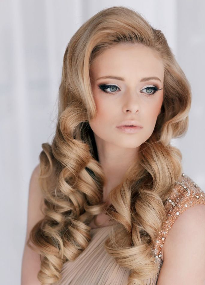 65 peinados de novia 2018 ¡causarás sensación! Zankyou - peinados de novia 2017 pelo suelto