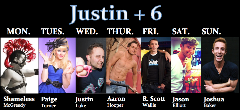 Justin + 6