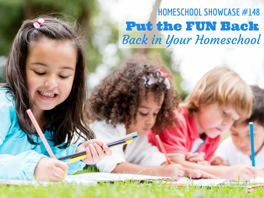 Beat homeschool burnout with this edition of the Homeschool Showcase! www.HeartofMichelle.com
