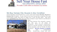 Creative Real Estate Investing - We Buy Houses Kansas City